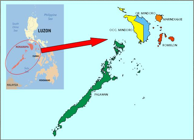 map-of-mimaropa